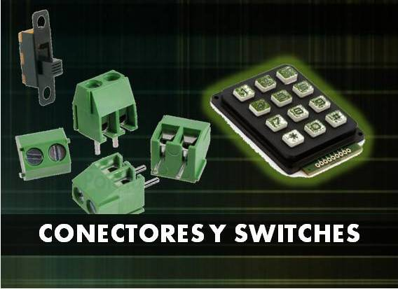 conectores y switches